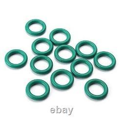 10X55PCS TIG Welding Torch Accessories Kit Alumina Nozzle Stubby Gas Lens 10