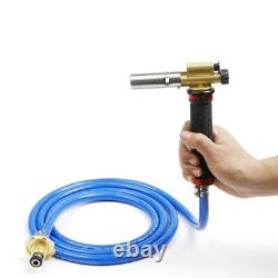 10XElectronic Ignition Liquefied Gas Welding Torch Kit with Hose