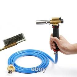 10XElectronic Ignition Liquefied Gas Welding Torch Kit with Hose for Solde