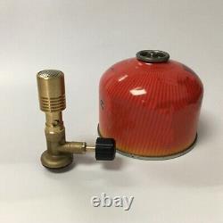 10XHigh Temperature Brass Gas Turbo Torch Propane Weld Plumbing Portable