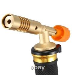 10XIgnition Liquefaction Welding Gas Torch Copper Explosion-Proof Hose Welding