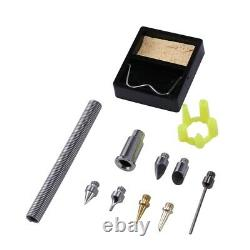10XMini Gas Solde Iron Kit Cordless Self-Ignition Welding Torch Repair