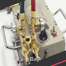 110V Magnetic Tunnel Pipe Torch Gas Cutting Machine Cutter CG2-11