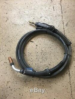 15' Roughneck C-4015 Gas Shielded Arc Welding Torch 194756 Miller Electric 400A
