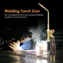 20XWelding Torch Tips Gas H01-6 Copper Applicable Oxygen Acetylene/Propane