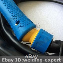 25 Feet 150A M16x1.5mm TIG Welding Torch Gas Cooled CT520D WP-17 TIG-17 WP 17