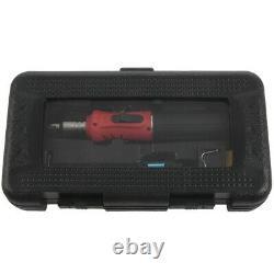 3X(HS-1115K Professional Butane Gas Solde Iron Kit Welding Kit Torch W2A5)