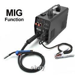 4-In1 MIG250 250A MIG Welder DC 220V ARC Lift TIG MIG Welding Machine tig Torch
