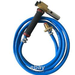 5XElectronic Ignition Liquefied Gas Welding Torch Kit with Hose for Solde