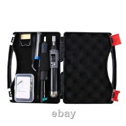 5XGas Solde Iron Kit Cordless Self-Ignition Welding Torch Repair Solde