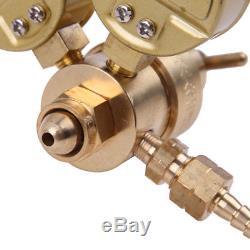Acetylene Torch Regulator Welder Gas Welding Cutting Pressure Gauge 2 CGA 200