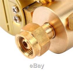 Air Acetylene Kit Torch Kit Swirl + 1pc Acetylene Regulator CGA 200 Gas Welder