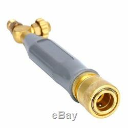 Air Acetylene Torch Kit Swirl MC tank Acetylene Regulator CGA 200 Gas Welder