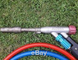 Alcosa 3070 Gas Air Torch 130,000btu Per Hour, Jewllery, Plumbers, Hearth, Smelting