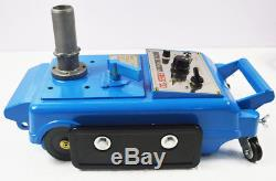 Automatic Cutting Torch Track Burner Portable Handle Gas Cutting Machine 110V