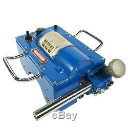 Automatic Electromagnetic Beveling Machine Gas Pipe Cutting Torch Burner 110V