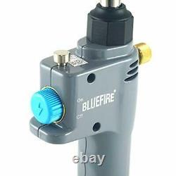 BLUEFIRE BTS-8088 Auto ON/OFF Trigger Start Heavy Duty Gas Welding Torch Head