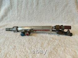 BOC Saffire 3 Oxy Acetylene Gas Welding Cutting Torch with welding torch + jets