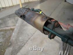 Belchfire Mono 20 Gas Torch & Stand