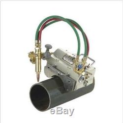 Brand New Magnetic Tunnel Pipe Torch Gas Cutting Machine Cutter CG2-11 E
