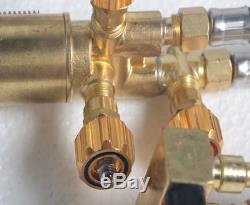 Brand new! Torch Track Burner Portable handle Gas Cutting machine U