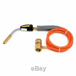 Braze Welding Torch Self Ignition 1.5M Hose Cga600 Connection Gas Torch Hand AI1