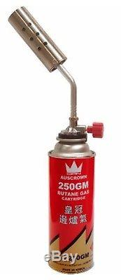 Butane Gas Blow Torch Industrial Commercial Quality Flamethrower Welding Camping