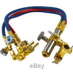 Cg2-11c Motorized Pipe Cutter Magnetic Gas Machine Torch Burner Beveler 110v