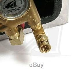 CoolKit Weld Cooler Kit AZP-20-25R PRO torch, Gas-Thru DINSE Plug Connector