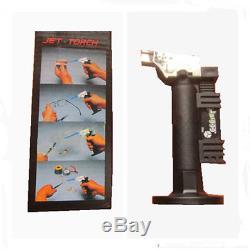 Dental Butane Gas Welding Torch Soldering Gun Lighter Flame Micro Torch 2500°