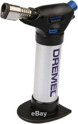 Dremel Versaflame STATIONARY BUTANE GAS BLOW TORCH 2200-4 USA Brand
