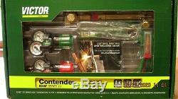 ESAB / VICTOR 0384-2130 Gas Welding Acetylene Torch Kit