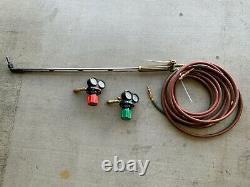 Edge Series, Victor Torch 15-510 / 125-540 Gas Regulator Welding Cutting Torch