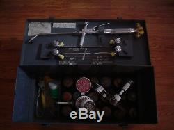 Eutectic Eutalloy Gas Plating Torch Kit with full set of powders (lower price)