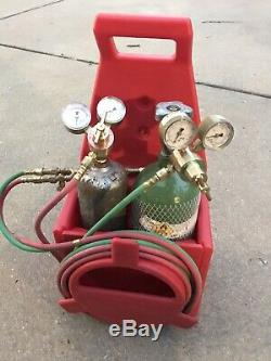 For St Louis Area Buyers Only! Gas Welding Torch Kit Please Read Add Carefully