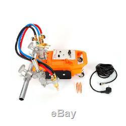 Gas Cutting Machine Cutter Torch Track Burner CG1-30 Cutting Thickness 8-100MM