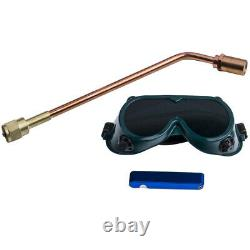 Gas Welding Cutting Kit Acetylene Oxygen Torch Brazing Regulator for Victor-Type