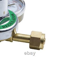Gas Welding Cutting Kit Acetylene Oxygen Torch Brazing Regulator for Victor-Type