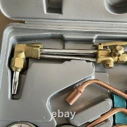 Gas Welding & Cutting Kit Oxygen Torch Acetylene Welder Tool