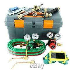 Gas Welding & Cutting Torch Set 250 System Victor Type Oxygen Acetylene Welder