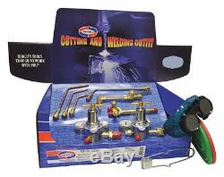 Gas Welding Outfit, CA350, RUH8210, RUH8211, Acetylene Fuel, WH350 Torch Handle