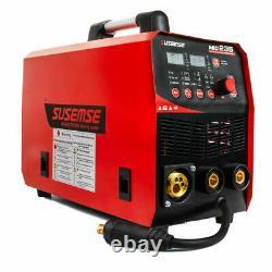 Gasless MIG235 Welder Non Live Torch Amp Flux Trade Welding Machine No Gas 230V