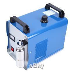 H2O Oxygen Hydrogen Water Gas Flame Generator Torch Acrylic Polisher Machine 75L
