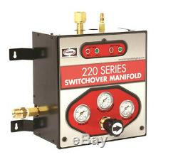 HARRIS 220 HP SERIES INDUSTRIAL SWITCHOVER MANIFOLD 4301535 (gas welding torch)