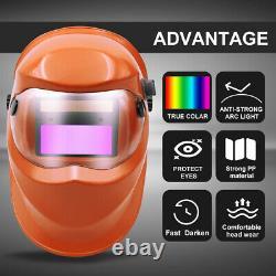 HITBOX 3In1 MMA Lift TIG Welder Torch MAG Gas Gasless Stick MIG Welding Helmets