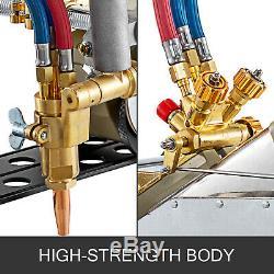 HK-30A Track Torch 0.2-2.36(5-60 mm) Oxygen Gas Cutting Beveling Machine 220V