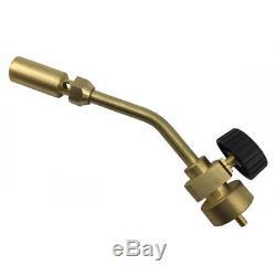 Hampdon UL2317 Style Manual Start Torch for Brazing Mapp Gas Heating