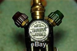 Hand Torch for Gas/Oxygen, Vintage Fisher Scientific