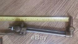 Harris / Big gas Cutting Torch & Nozzles Torch Garage Metal Working Cutter Weld