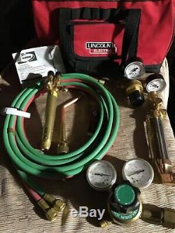 Harris Lincoln Electric Gas Welding, Cutting, Brazing And Heating Torches